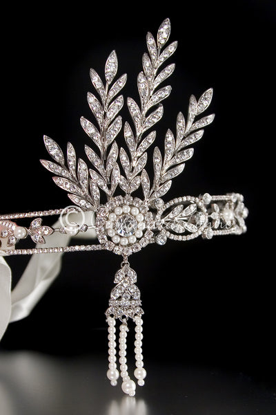 Great Gatsby Wedding Headpiece