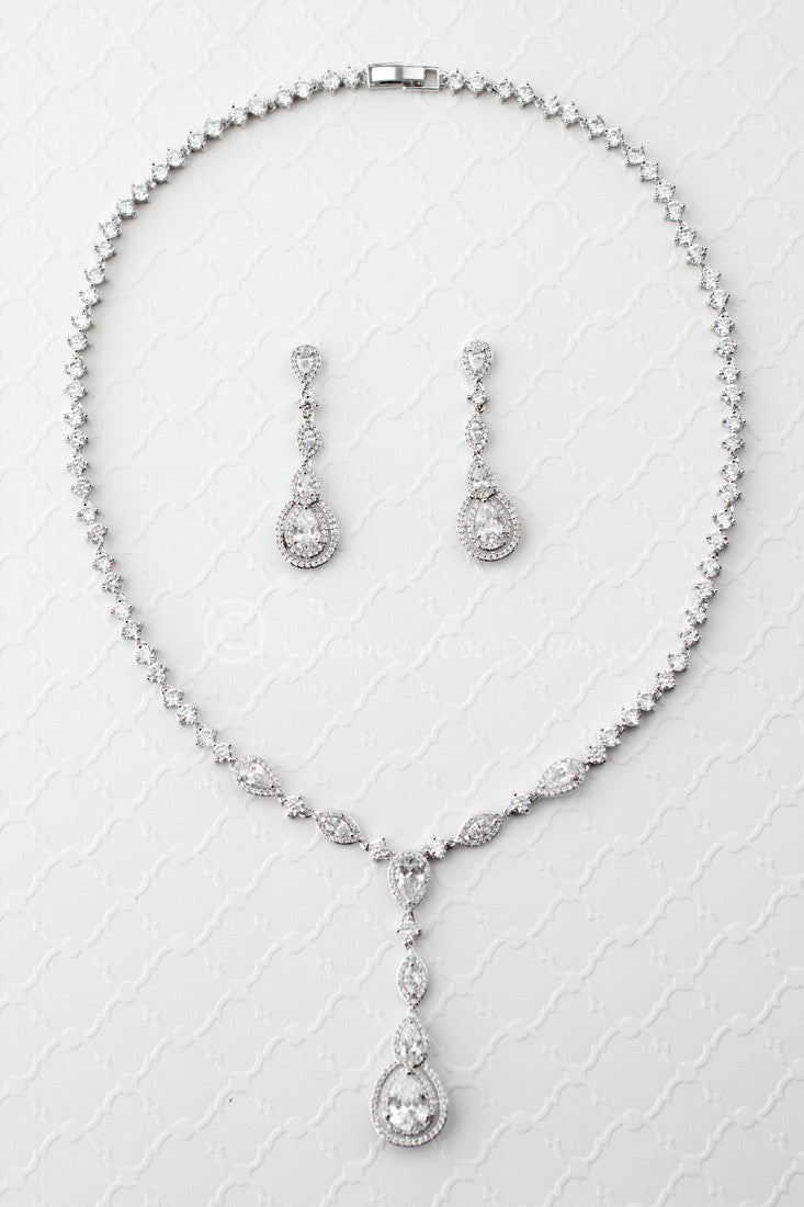 2e3ff2193 Rose Gold and Gold Necklace Sets Page 2 - Cassandra Lynne