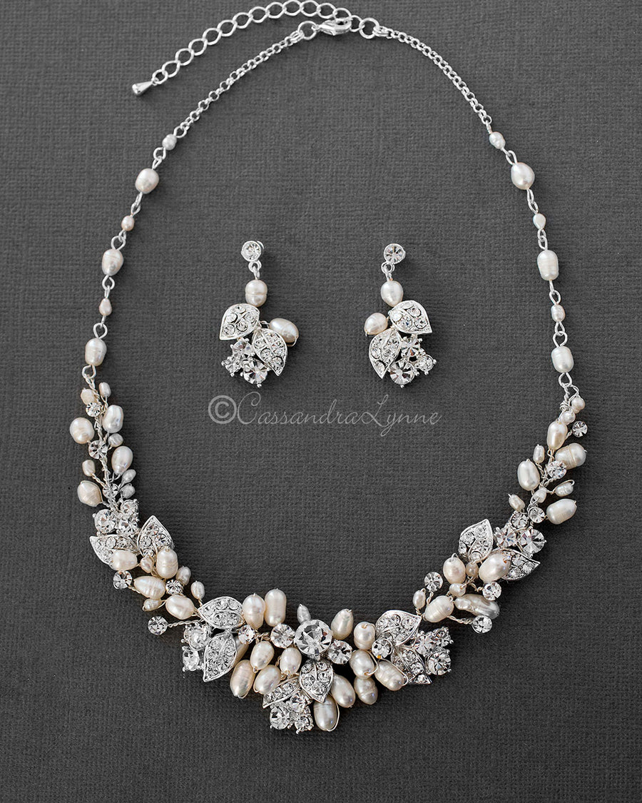 Jewelry for Weddings Bridal Jewelry Sets CZ Jewelry Cassandra