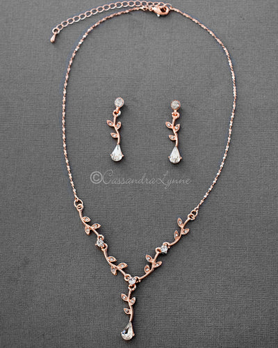 clear austrian ivory by theme silver freshwater crystal statement leaves necklace pearl set necklaces floral orig vine