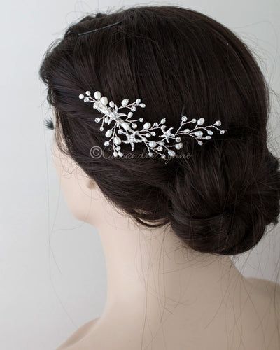 beach-bride hair clip