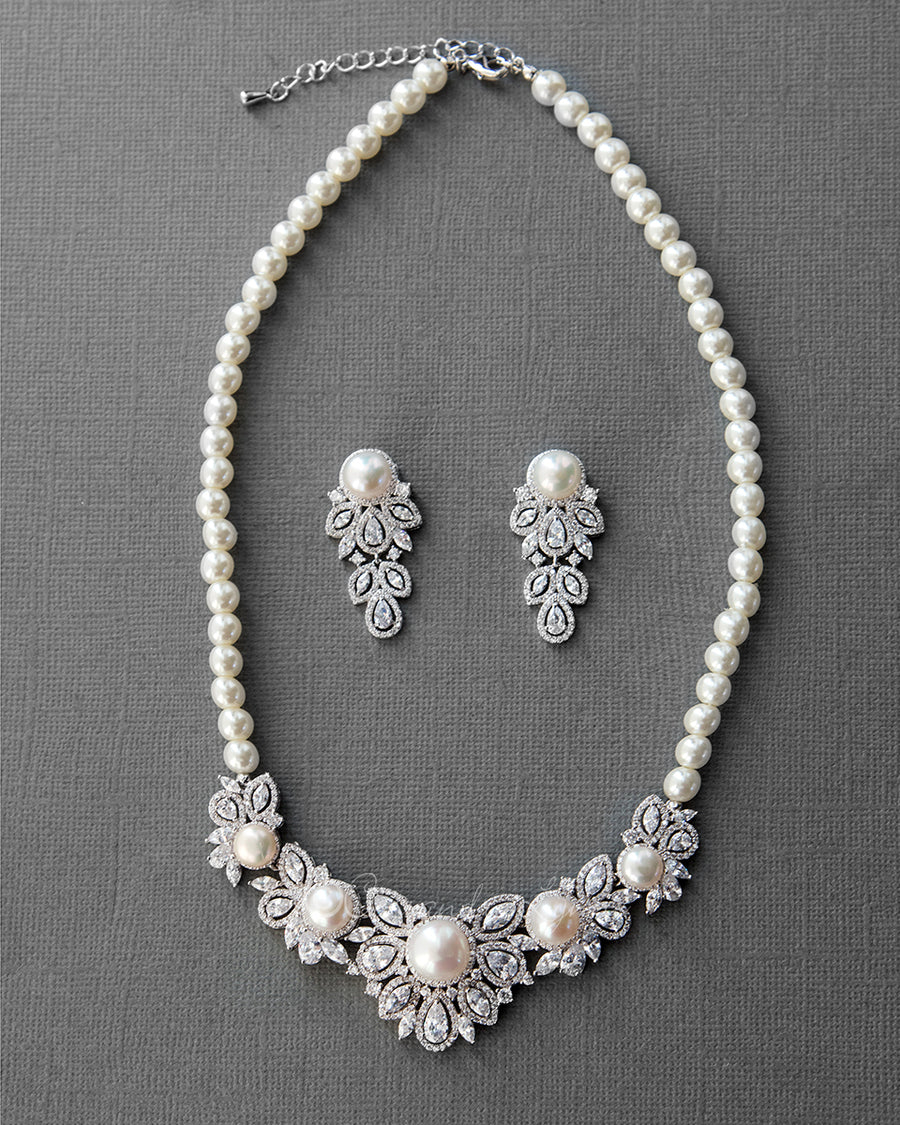 Bridal Jewelry Bridal Necklace Sets Wedding Necklace Page 2