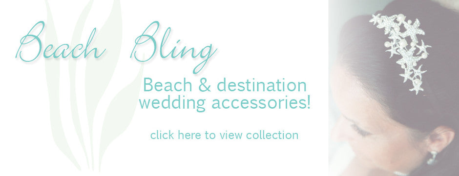 Beach Wedding Accessories Bridal