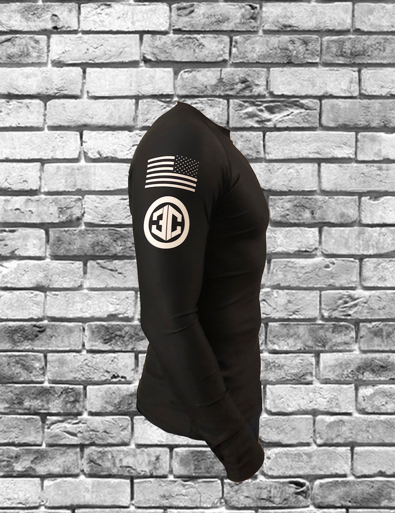 We Defy + 3rd Coast Grappling Rashguard