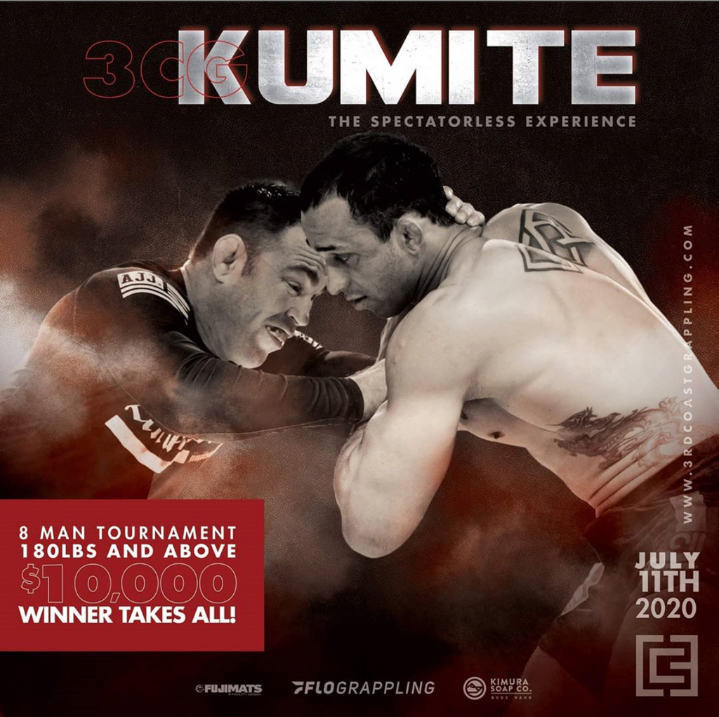 3CG Kumite: 2 VIP Event Ticket Bundle (Save 17%)