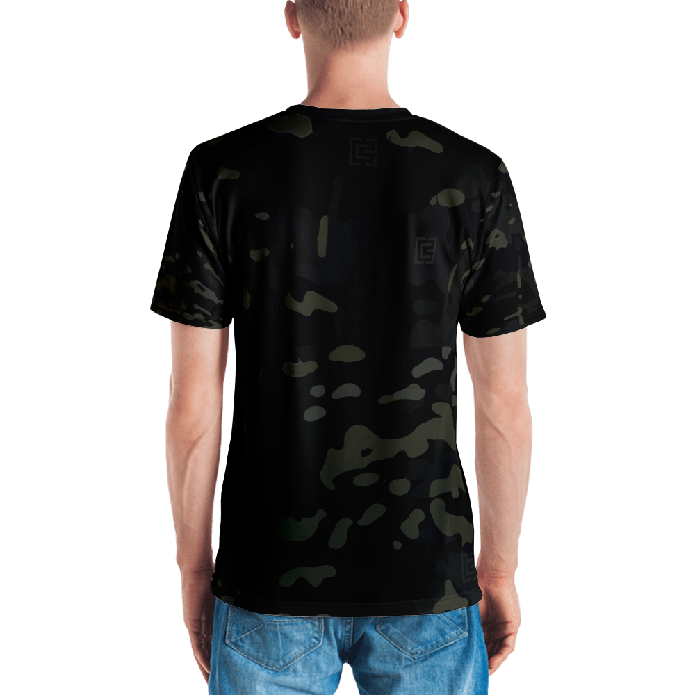 3CG x MultiCam Black™ Men's T-shirt
