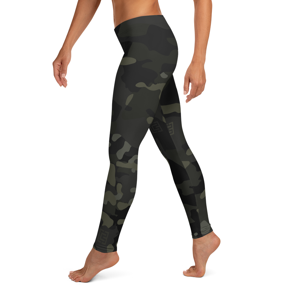 3CG x MultiCam Black Leggings