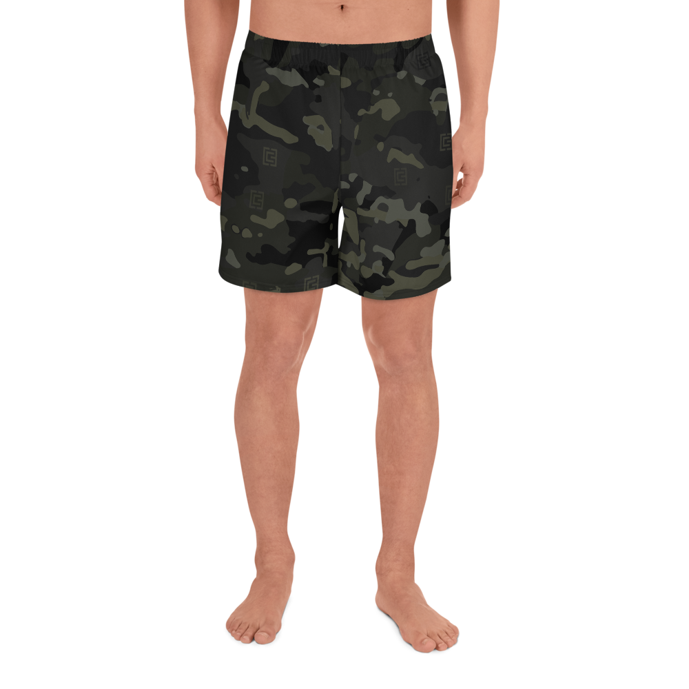 3CG x MultiCam Black™ Men's Athletic Long Shorts