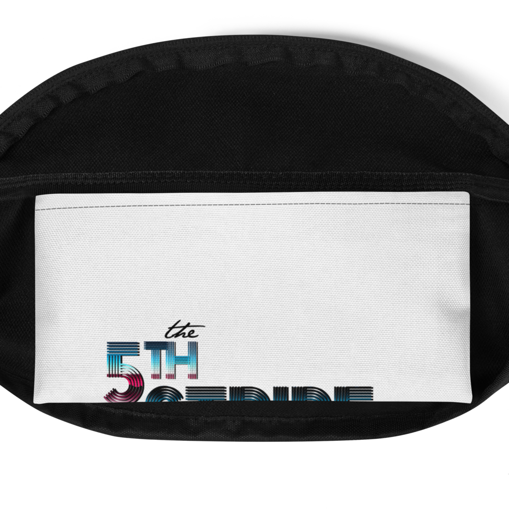 The 5th Stripe Podcast Fanny Pack