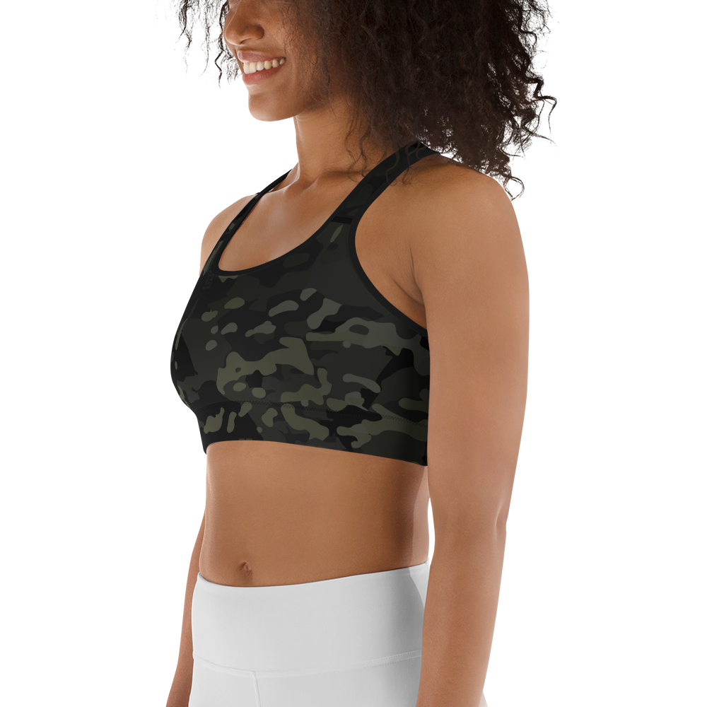 3CG x MultiCam Black™ Sports bra