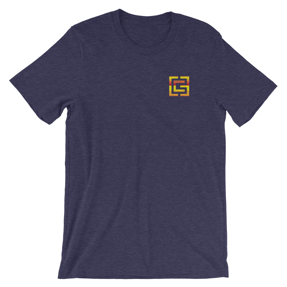 Retro Houston 3CG Short-Sleeve Unisex T-Shirt