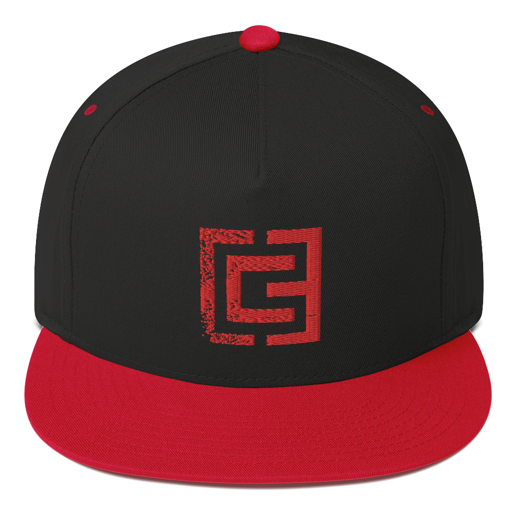 Red and Black 3CG Hat