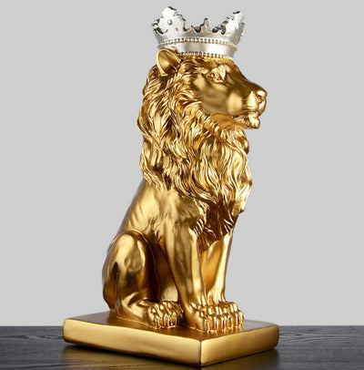 best lion statue decoration interior sculpture shop