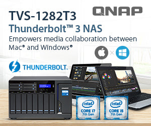 QNAP TVS-1282T3-i7-64G-US Features and Specification - QNAP