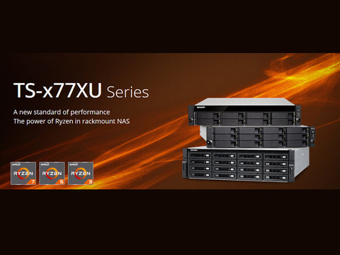 QNAP Introduces the TS-x77XU Series
