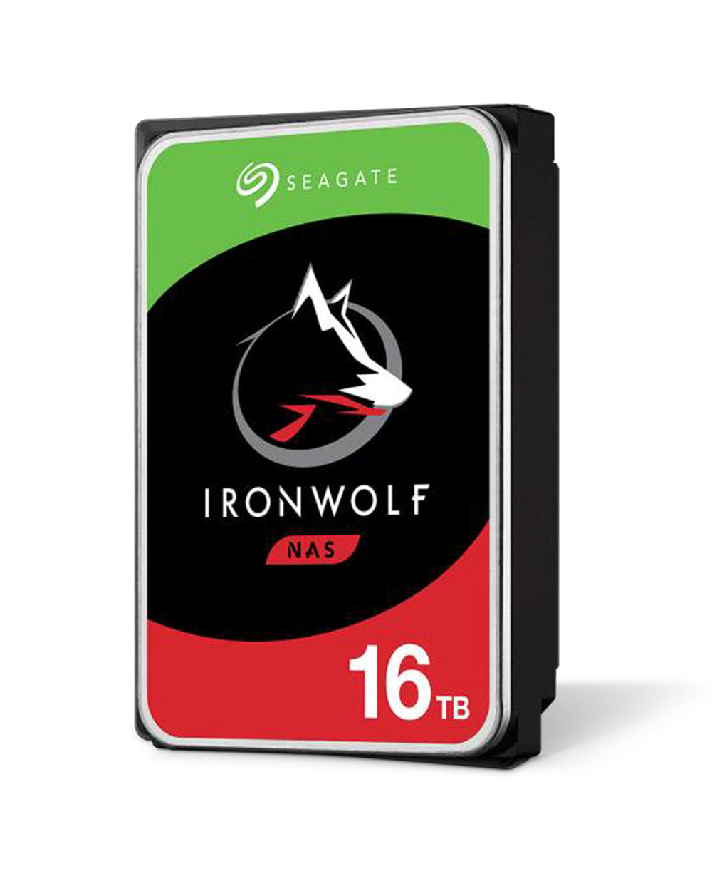 16TB - Seagate IronWolf SATA 256MB 7200RPM - ST16000VN001
