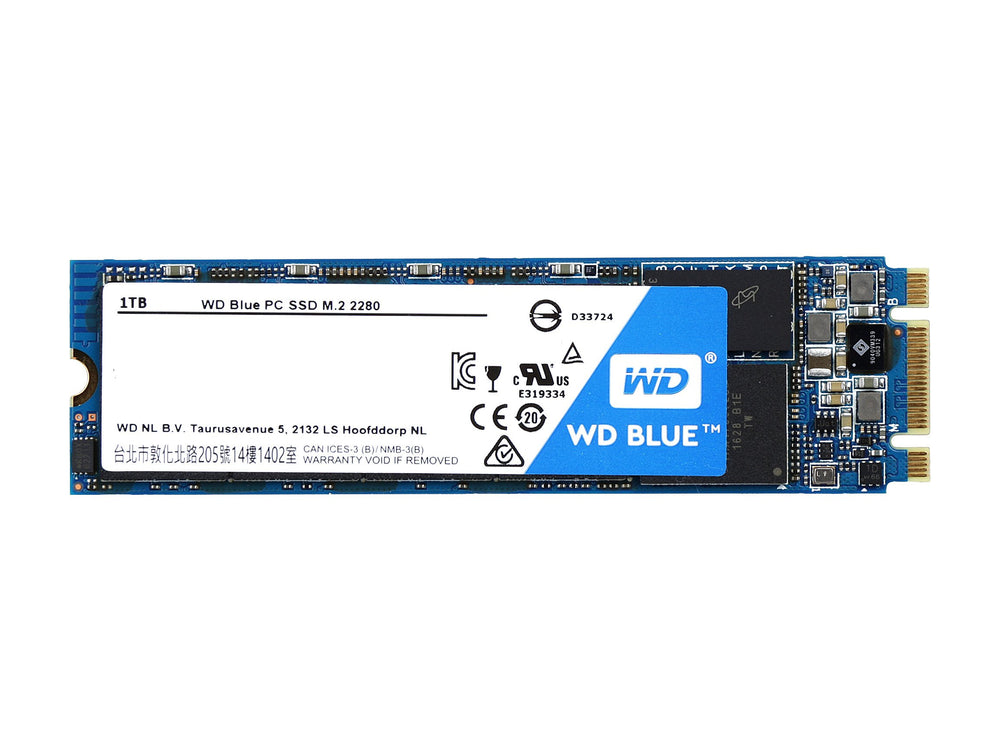 1TB - WD Blue M.2 Internal SSD Solid State Drive