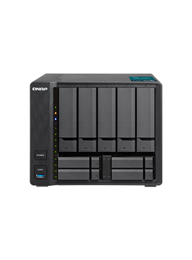 QNAP TVS-951X-8G Diskless 5+4 Bay Desktop NAS only $808.19 from QNAP Direct