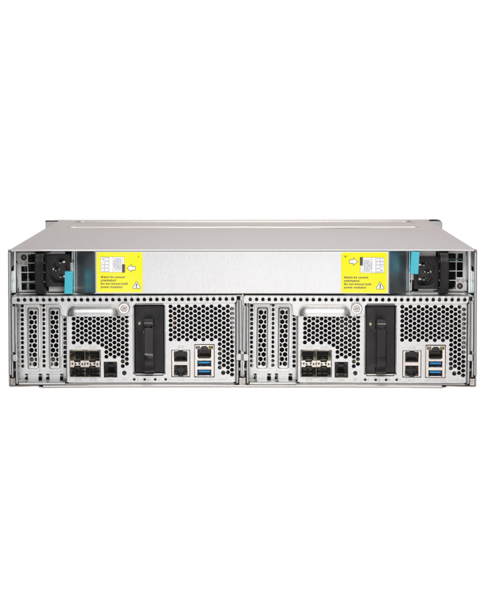 QNAP ES1686dc-2145NT-128G 16-Bay Diskless 3U Rackmount NAS only $0.00 from QNAP Direct