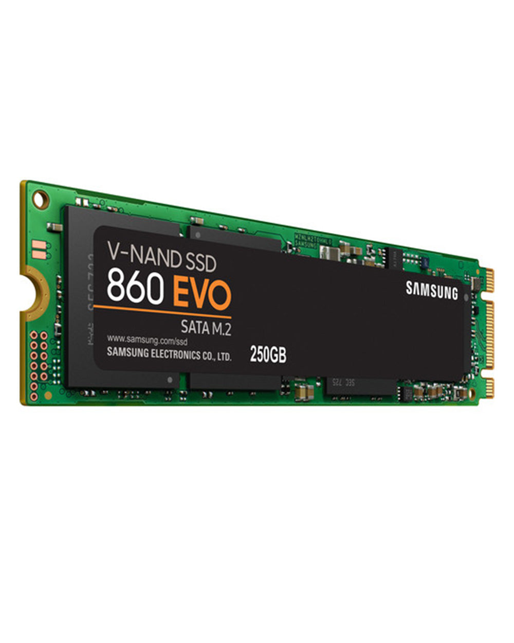 Add a 250GB - SAMSUNG 860 EVO M.2 2280 SATA III - MZ-N6E250BW to your NAS for only $79.00 from $79.00