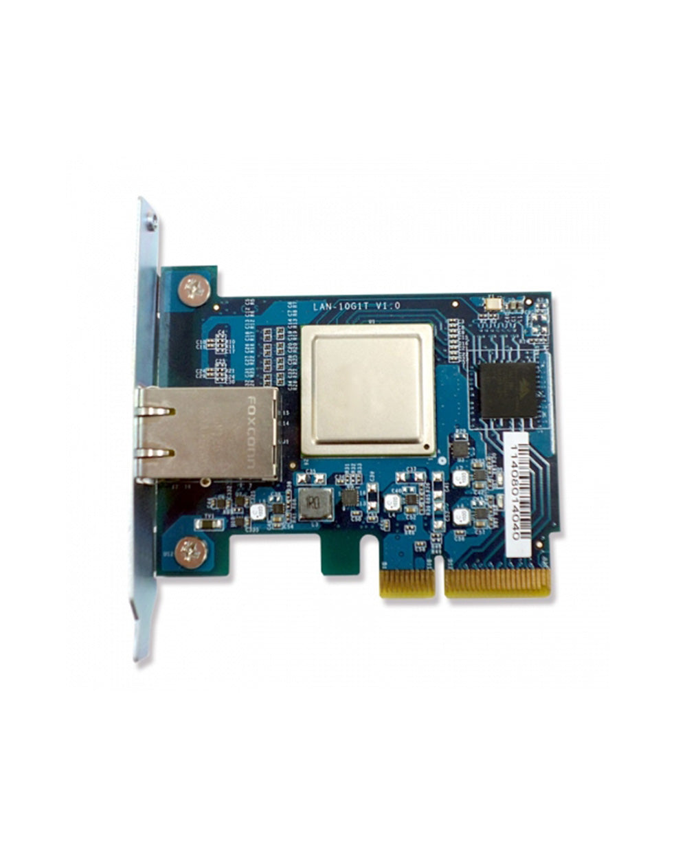 Add a QNAP LAN-10G1T-D Single-port (10Gbase-T) 10GbE network expansion card to your NAS for only $199.00 from $199.00