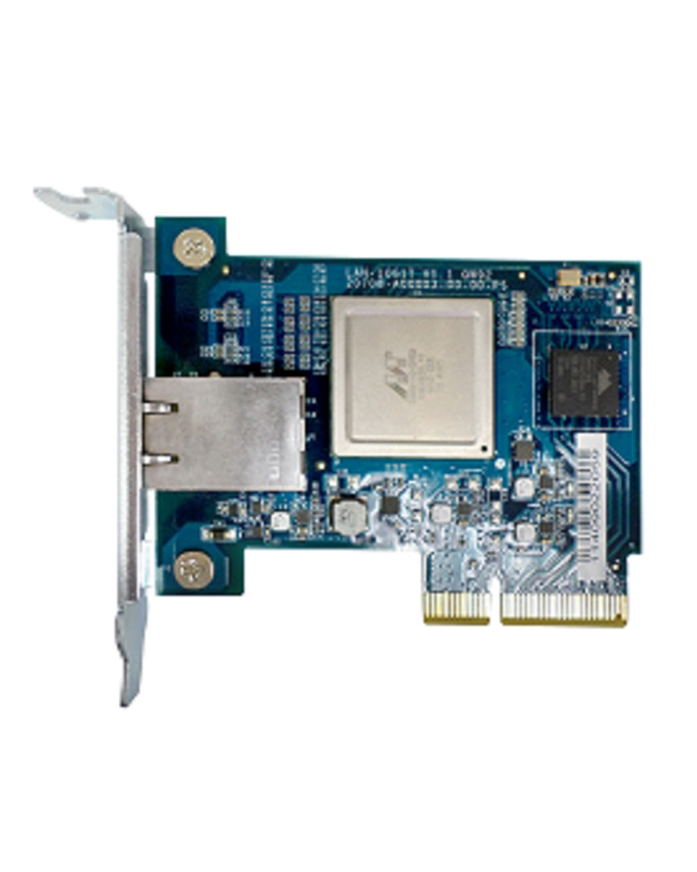 QNAP LAN-10G1T-U Single-port 10GBASE-T network expansion card, rackmount bracket