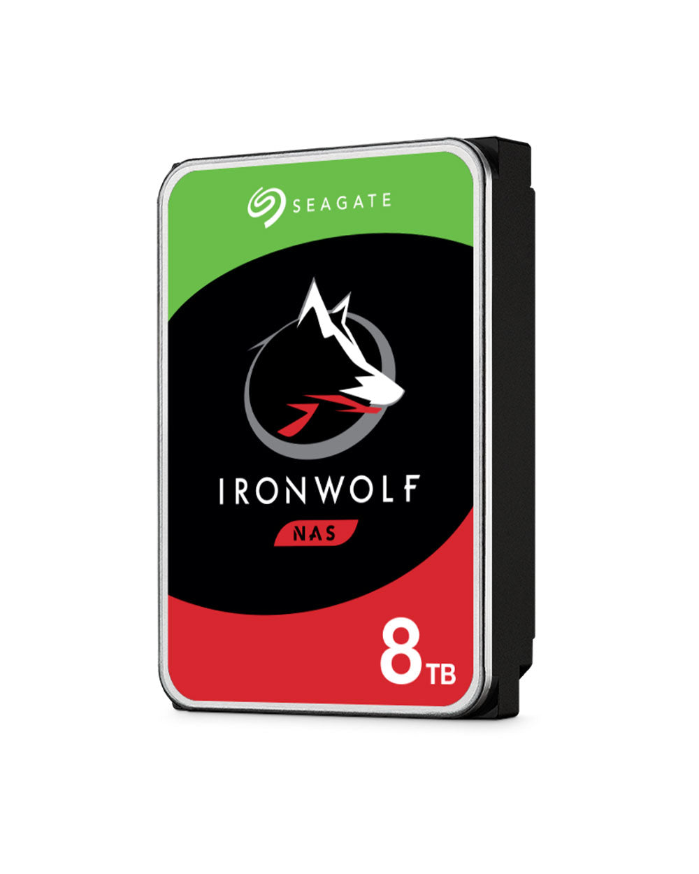 8TB - Seagate Enterprise Ironwolf SATA - ST8000VN004