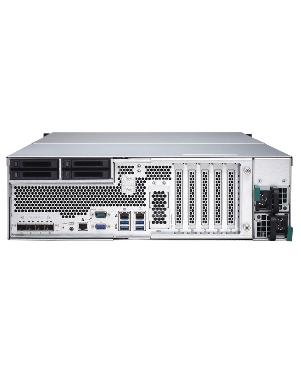 QNAP TDS-16489U-SE1-R2 Diskless 16-Bay Rackmount NAS only $8999.00 from QNAP Direct