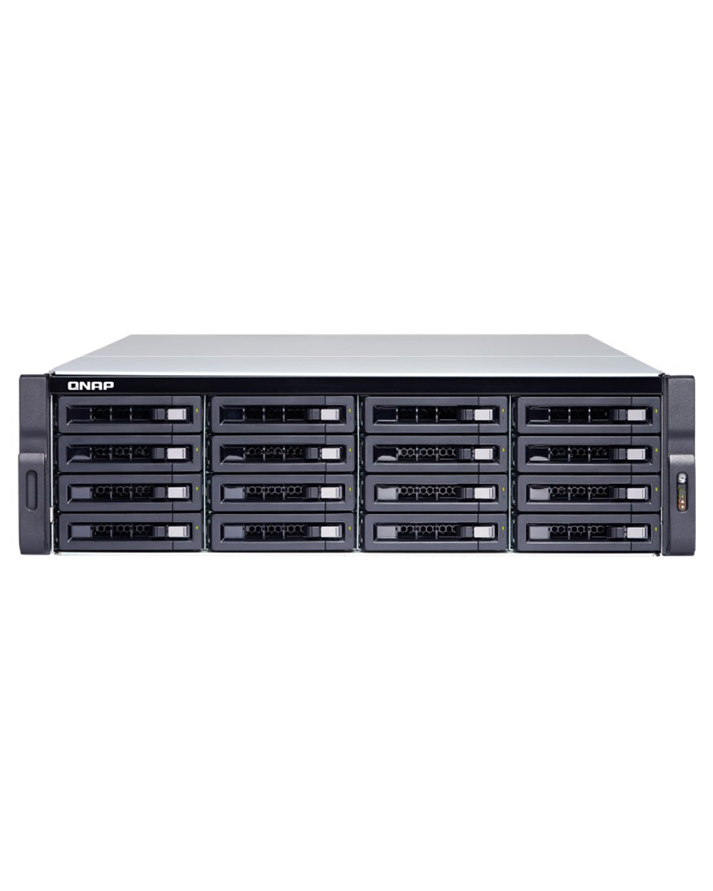 QNAP TS-1683XU-RP-E2124-16G Diskless 16 Bay NAS only $5099.00 from QNAP Direct
