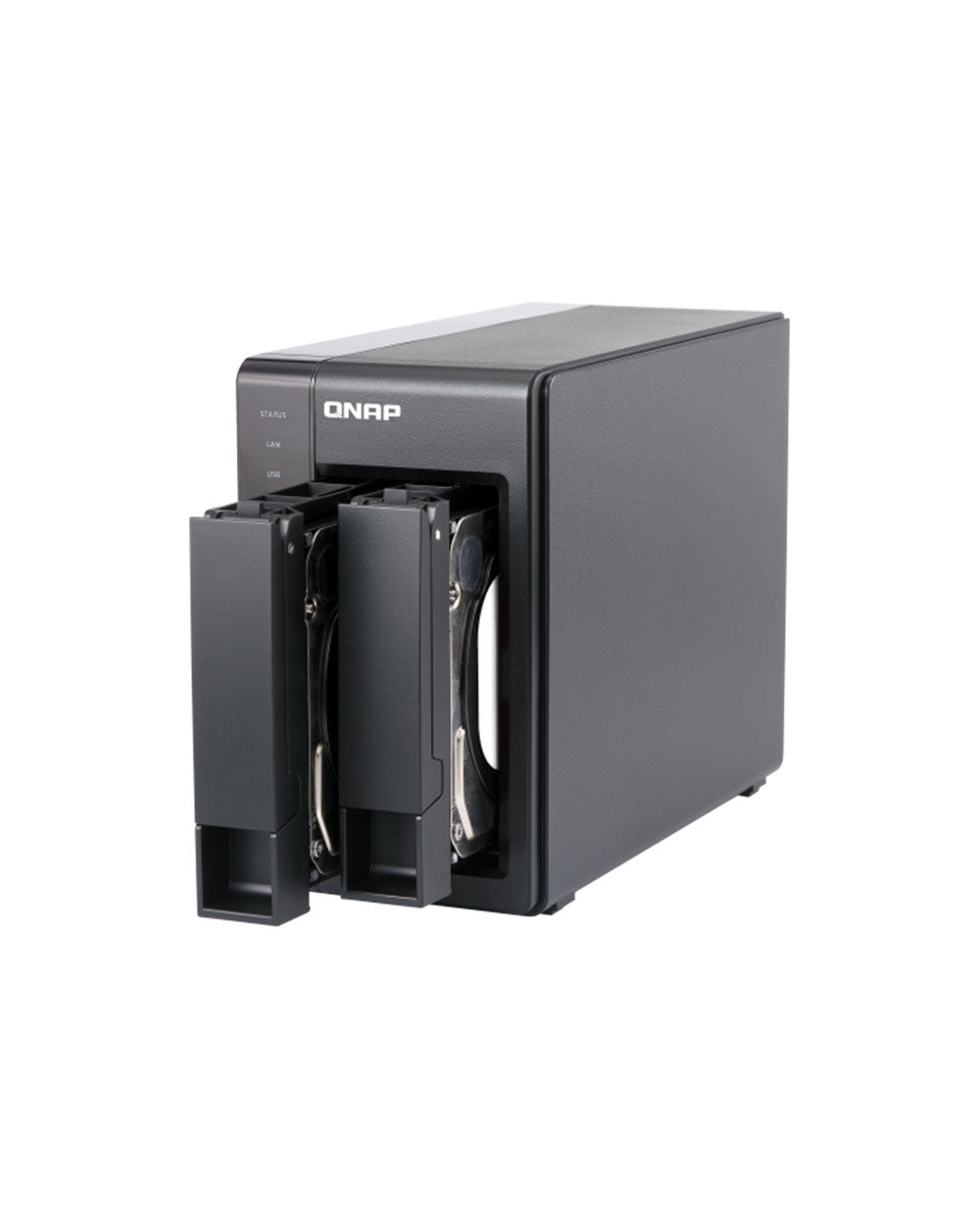 TS-251+-2G 16TB with 8TB Seagate Enterprise Drives