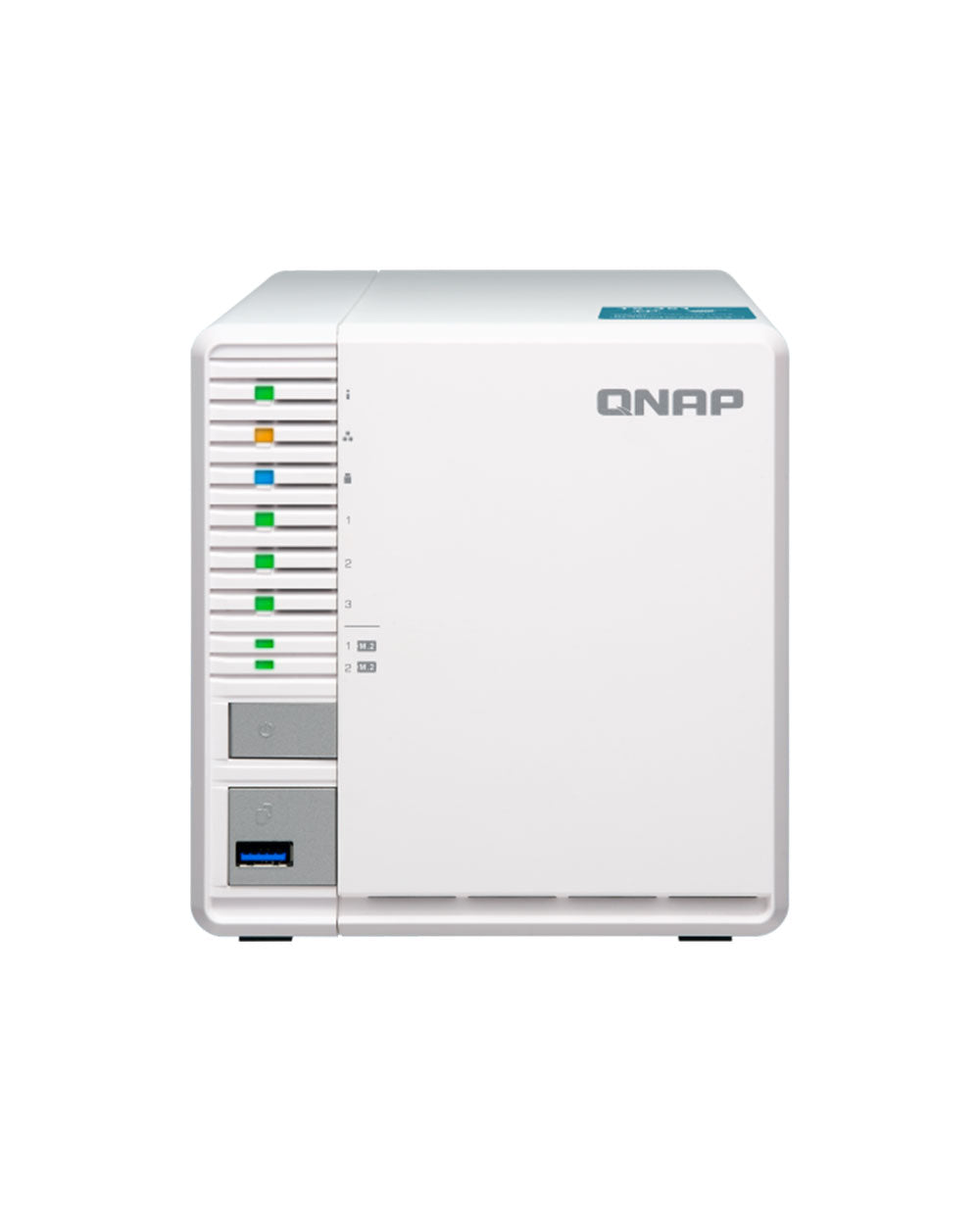 QNAP TS‑351-4G 12TB with 4TB HGST Drives