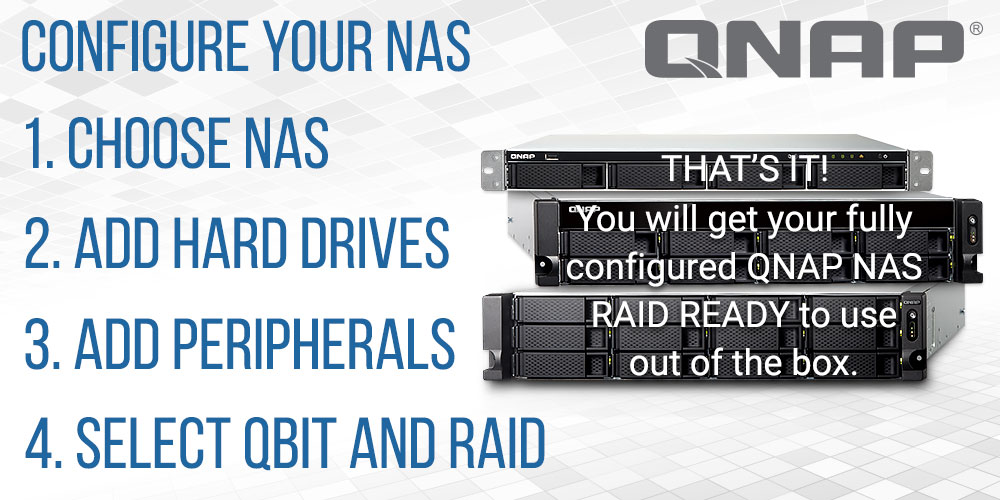 QNAP TS-453BU-8G Diskless 4-Bay NAS - QNAP Direct