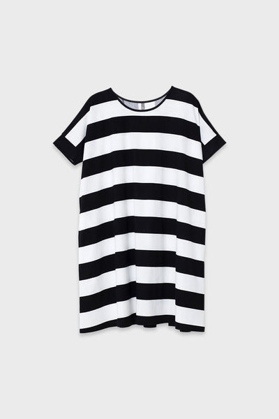 Block Striped Dress