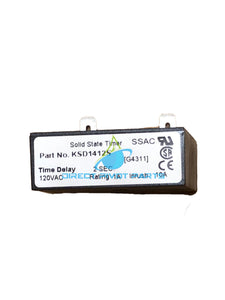ABB KSD1412S 2 Sec Time Delay 120V 10 Amp-1