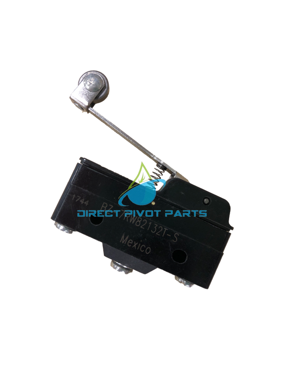 Alignment & Control Micro Switch Long Arm w/ Metal Roller