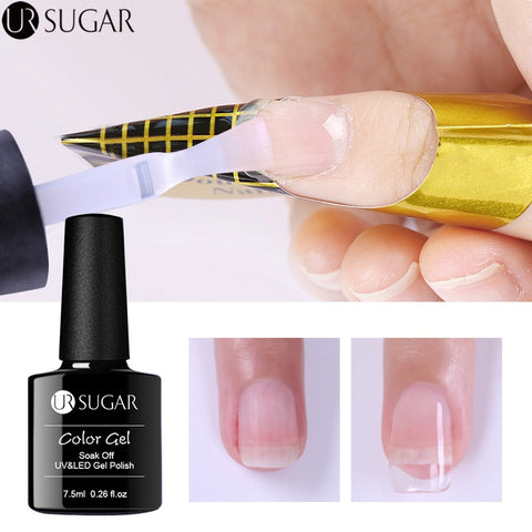 UR SUGAR 7.5ml Acrylic Poly Extension Gel Quick Building