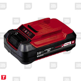 Batería Power X Change 2,6 Ah Plus EINHELL