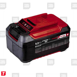 Batería Einhell Power X Change 5,2 Ah Plus