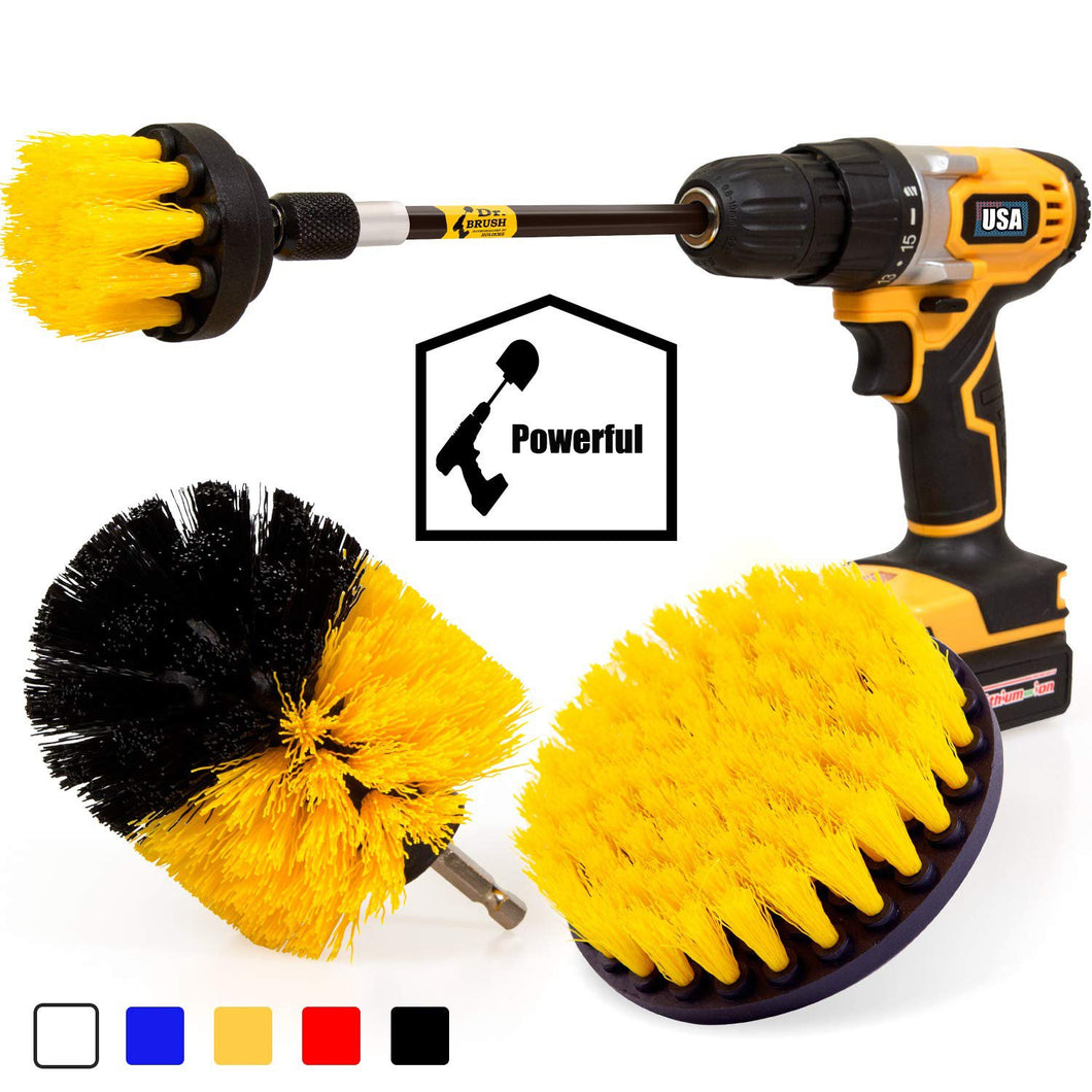 THE ULTIMATE POWER SCRUBBER BRUSH SET(BUY 2 FREE SHIPPING)