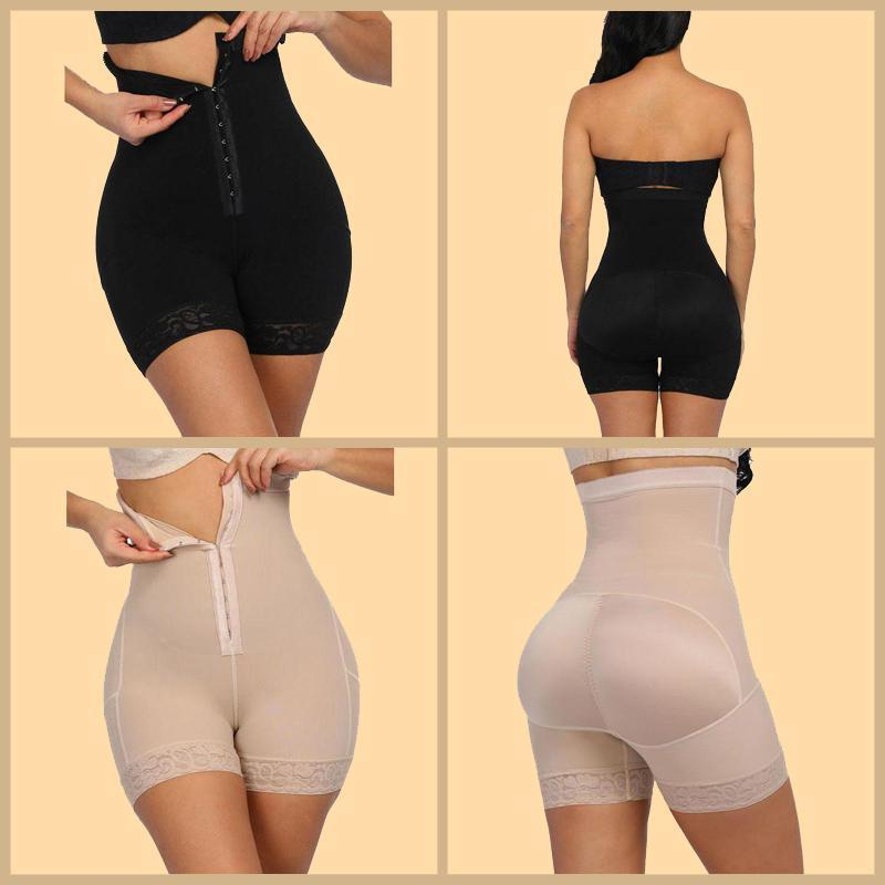 High Waist BodyShaper & Booty Enhancer