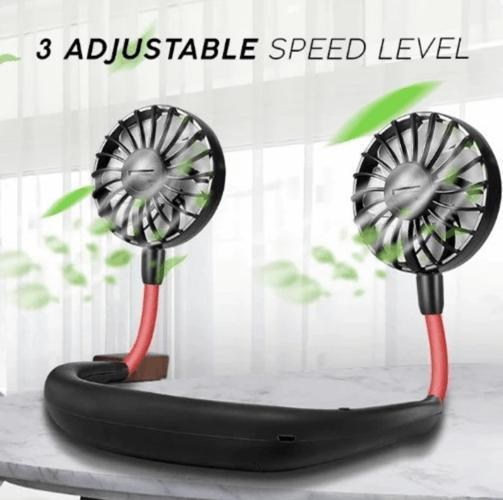 (Last day 65% OFF) New Portable Hanging Neck Fan™