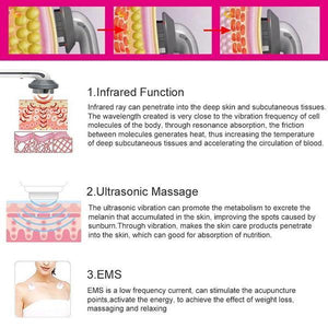 Infrared Slimming Massager - Fat & Cellulite Remover