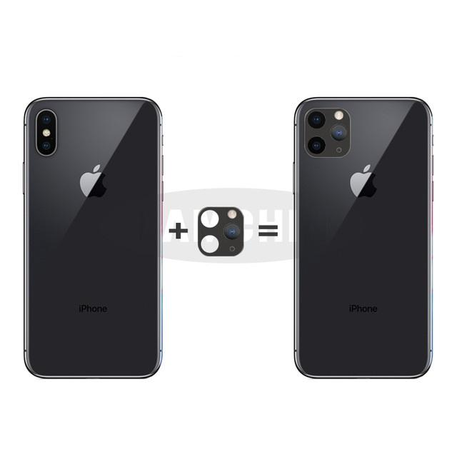 Camera Cover Change iPhone X to iPhone 11 in Seconds