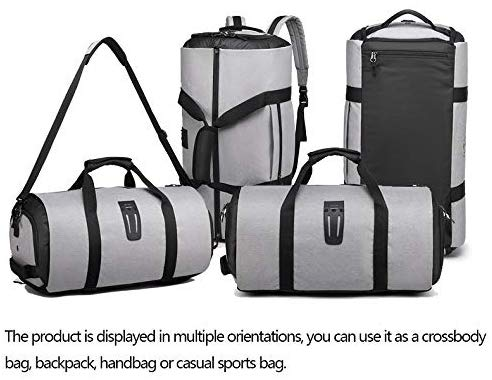 Ultimate Multi-Functional Travel Bag - (70%+ OFF!)