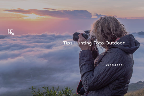 Tips Hunting Foto Outdoor