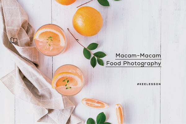 Macam-Macam Food Photography