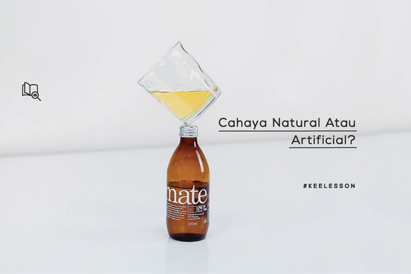 Cahaya Natural Atau Artificial?