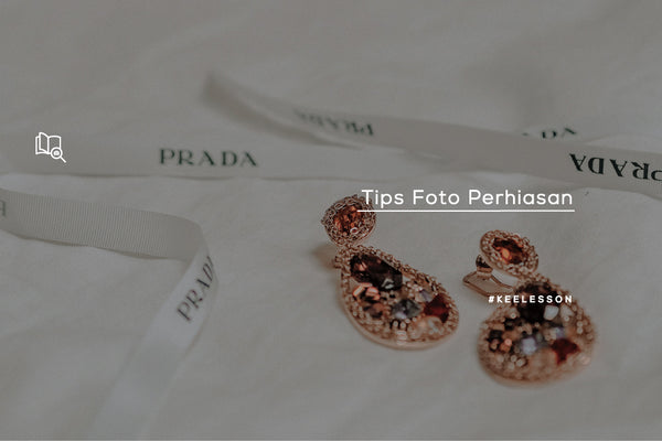 Tips Foto Perhiasan