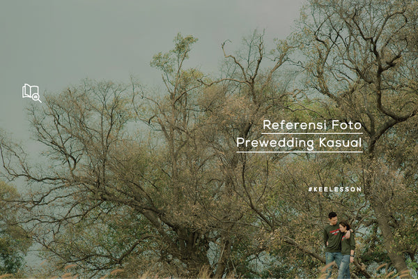 Referensi Foto Prewedding Kasual