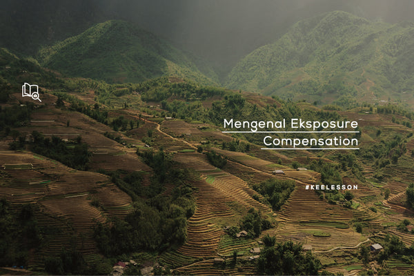Mengenal Exposure Compensation